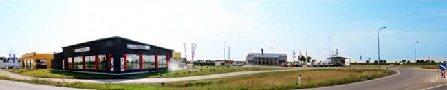 Mönchhof Infrastruktur