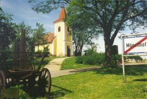 Cholerakapelle Mönchhof