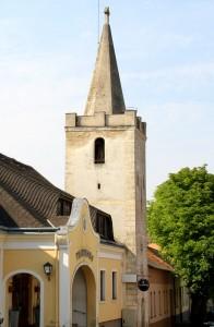 Mönchhof Wachturm