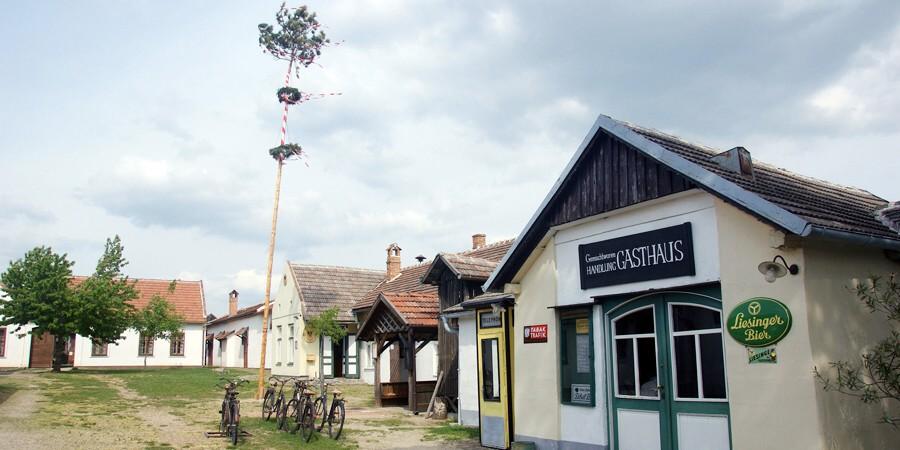 ANNO DAZUMAL erleben im Dorfmuseum Mönchhof